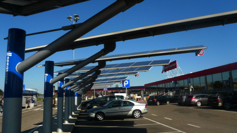 English councils tender for solar car parks and storage space