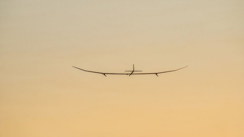Solar energy aircraft which could be air-borne for a year finishes very first trip