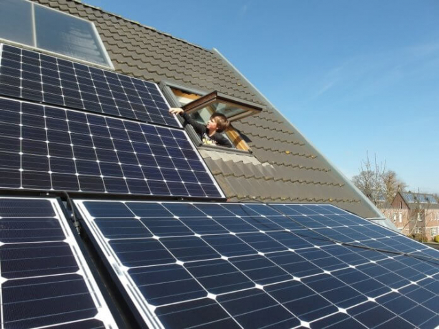 UMass Amherst Researchers Develop New Method To Estimate Solar Rooftop Potential