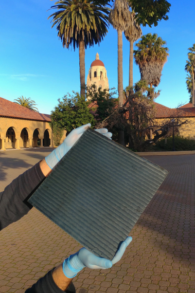 Stanford scientists develop ultrafast method to produce perovskite solar modules