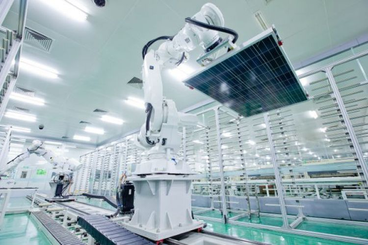 JinkoSolar cell ability to leap to 30GW this year as world's largest center to speed up release